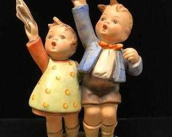 """Hummel Figurine """"Auf Wiedersehen"""""""