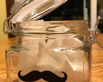 Stash Jar - Don't Touch my Stash -