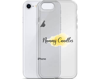 Nummy Candles iPhone Case (5/5s/SE, 6/6s, 6+/6s+, 7/7+, 8/8+, X)