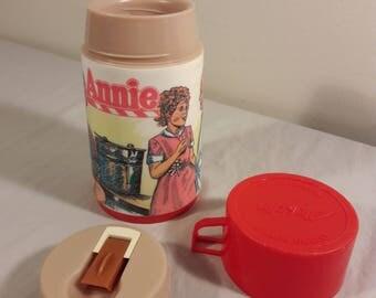 Vintage Annie Thermos