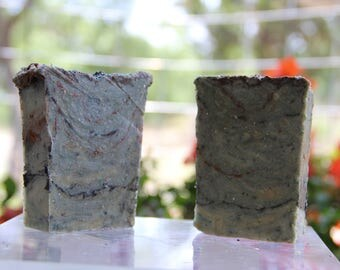 Exotic Stone Hancrafted Artisan Bar Soap