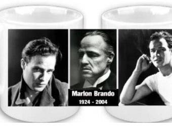 Marlon Brando - Hollywood Legend - Coffee Mug