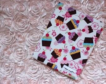 Hardcover Cupcakes Book Sleeve