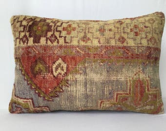 60x40 cm 24x16 inch,Rug Pillow,Kilim Pillow,Carpet Pillow,Moroccon Pillow,Decorative Pillow,Handmade Pillow,Bench Pillow,Sofa Pillow,Pillows