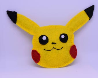 Pikachu Catnip Cat Toy