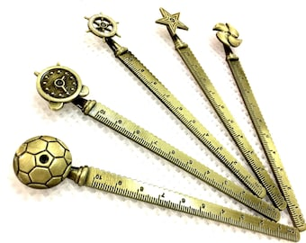 Brand page bronze/Short Ruler _13.5cm_Price for 1 piece