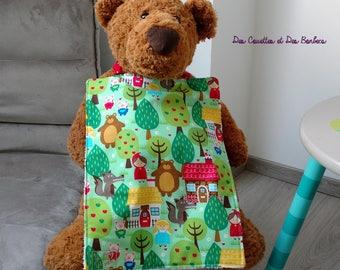 Great napkin / towel canteen / kids towel / towel canteen elastic