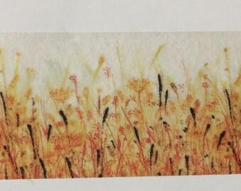 Golden Wheat Washi
