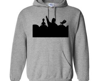 Mystery Science Theatre 3000 MST3K Unisex Hoodie Pullover Hooded Sweatshirt Many Sizes Colors Custom Horror Halloween Merch Massacre