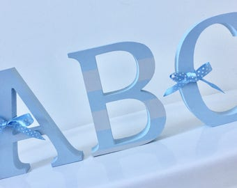 Freestanding Name Letters