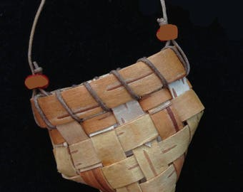 Digital Pattern - Choctaw Style Mini Basket