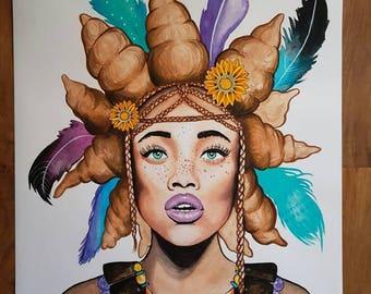 Earthy Queen