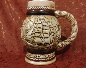 Nautical Ship Stein by Avon