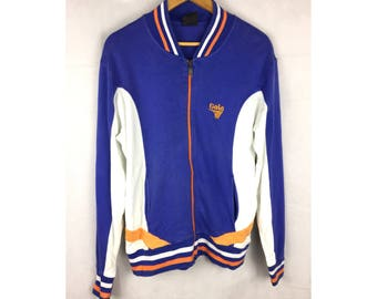 GOLA CLASSIC Long Sleeve Sweater Fully Zipper Medium Size Sweater With Small Embroidered Logo