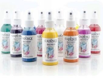 Spray Fabric Paint 100ml