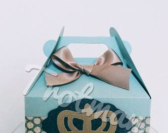 Little prince favor box gable box