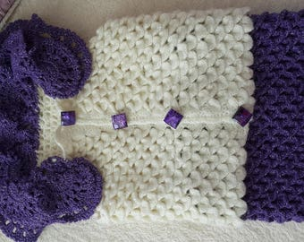 knitting, knitted costumes, clothes for girl, warm clothing, festive costume, costumes