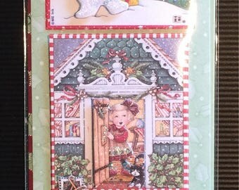 Mary Engelbreit Christmas Dimensional Stickers