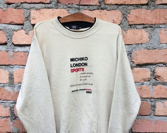 Vintage Michiko London Jeans Sweetshirt/Michiko London Tshirt/Michiko London Jacket
