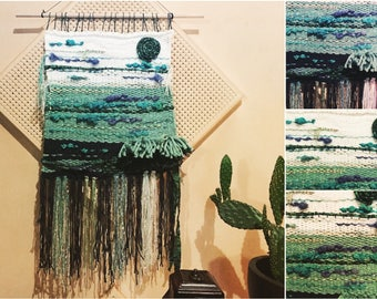 Large textured Wall Hanging