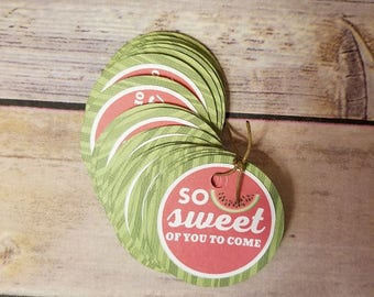 One in a Melon Gift Tags