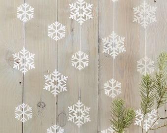 Christmas garland | Etsy