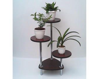 "Free ship! Plant stand ""O2"". Flower stand - Indoor plant stands - Plant holder - Pot stand - Stand for flowers - Flower shelf - Stand Shelf"