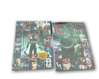 Horror movie bundle