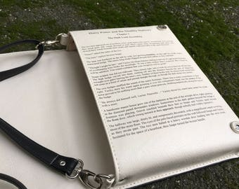 Add a first page print to your book bag!