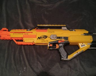 Modified Nerf Stampede