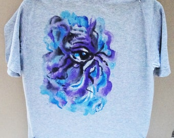 handpainted t shirt!