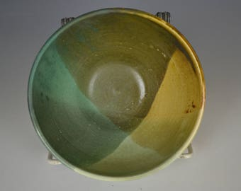 Multi-colored Porcelain Bowl 2