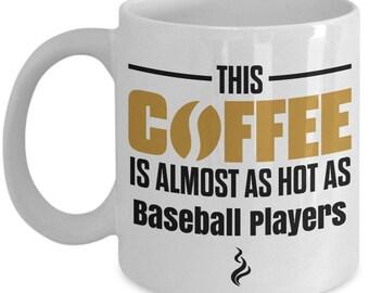 Gift For Baseball Player, Baseball Player Coffee Mug, Baseball Player Mug, Baseball Player Gifts, Funny Coffee Mug