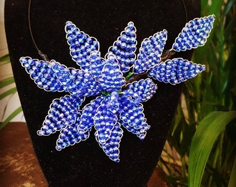 Flower neacklace