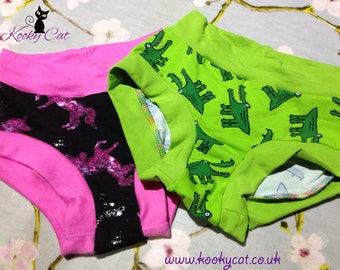 Customised Children's KookyPants - Ages 3-12 years