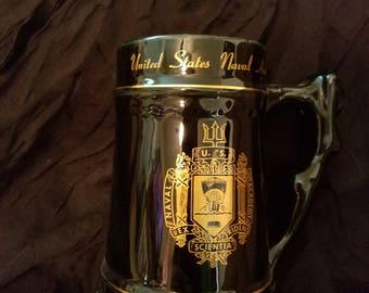 Naval Academy Vintage Stein
