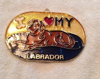 Love my Labrador