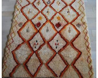 Azilal rug in wool