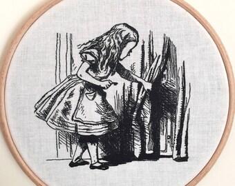 Alice and the Hidden Door