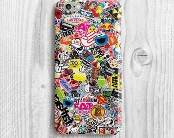 Cartoon brands samsung S6 samsung s7 edge samsung S8 iPhone 5s iPhone 6s iPhone 6 Plus iPhone 7 Plus iPhone 7 case iPhone 8 case iPhone X