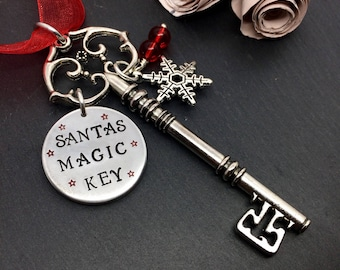 Santa's magic key, Santa key, Christmas key, Santa magic key, father Christmas key, Santa's key, Christmas eve, Father Christmas