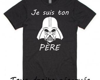 Tshirt - I am your father
