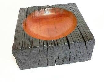 Jarrah  sculpture