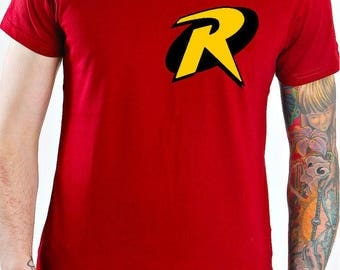 Robin Batman superhero DC comic T-Shirt