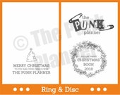 H001-RD Christmas Handbook - Season Guide RD