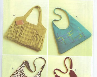 Butterick 5109 - Shoulder Bags
