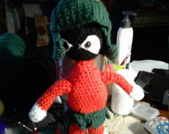 Marvin the Martian  figurine