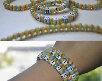 Pride beads