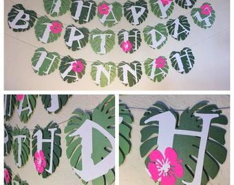 Moana Banner (Moana, Maui, Banner, Disney, Moana Banner, Maui Banner, Laua, Hawaiian Theme, Moana Party, Maui Party, Party decorations)