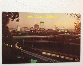 Vintage San Diego Postcards